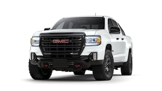New 2022 GMC Canyon AT4 - Leather Truck for Sale in Conroe, TX, at Wiesner Buick GMC