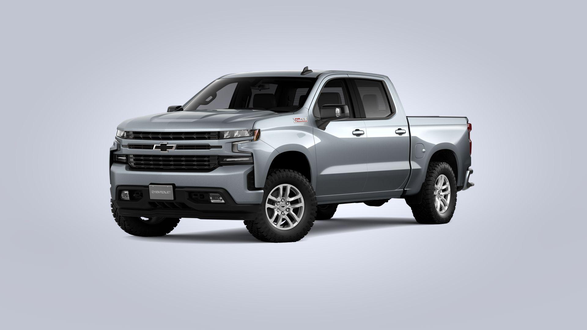 2021 Chevrolet 1500