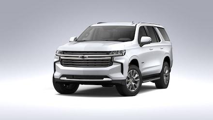 New 2021 Chevrolet Tahoe LT SUV in Anniston, AL
