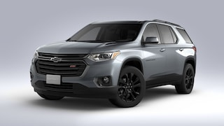 2021 Chevrolet Traverse RS SUV for sale in Layton at Young Chevrolet of Layton