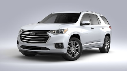2020 Chevrolet Traverse High Country SUV
