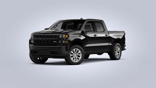 New 2021 Chevrolet Silverado 1500 Custom Truck Crew Cab for sale in Franklin, TN