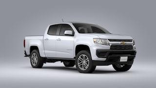 New 2021 Chevrolet Colorado WT Truck Crew Cab for sale in Anniston AL