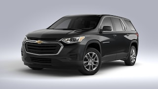 New 2020 Chevrolet Traverse LS SUV for sale or lease in Little Falls NJ