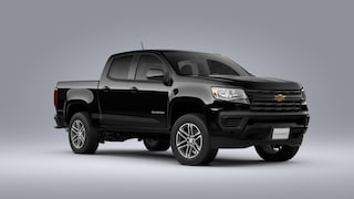 2021 Chevrolet Colorado 2WD Work Truck Crew Cab Pickup