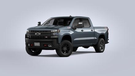 2021 Chevrolet Silverado 1500 LT Trail Boss Truck