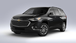 New 2021 Chevrolet Traverse LT Cloth SUV in Sylvania, OH