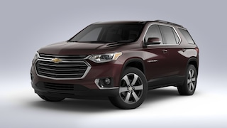 New 2021 Chevrolet Traverse LT Leather SUV for sale in Lebanon, PA