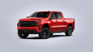2020 Chevrolet Silverado 1500 Custom Trail Boss Crew Cab Pickup