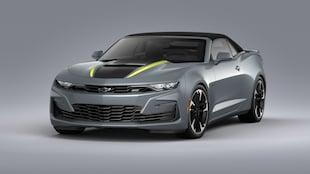 2021 Chevrolet Camaro 2SS Convertible