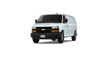 2018 Chevrolet Express Cargo 2500 WT Van