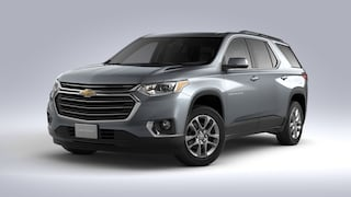New 2020 Chevrolet Traverse LT Cloth SUV for sale near Cortland, NY