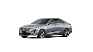 2021 CADILLAC CT4 Premium Luxury RWD Sedan