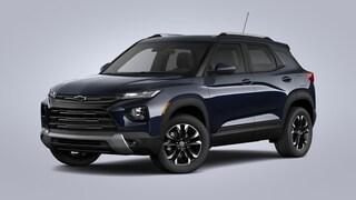 New 2021 Chevrolet Trailblazer LT SUV for sale in Greenville, OH