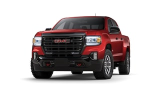 New 2022 GMC Canyon AT4 - Leather Truck in Franklin MA