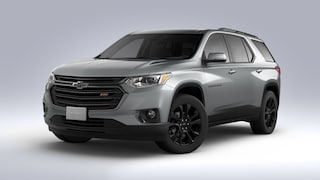 New 2021 Chevrolet Traverse RS SUV Winston Salem, North Carolina