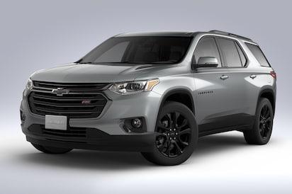 2021 Chevrolet Traverse RS SUV