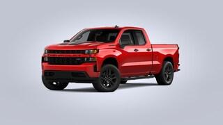 New 2021 Chevrolet Silverado 1500 Custom Truck for sale in Greenville, OH