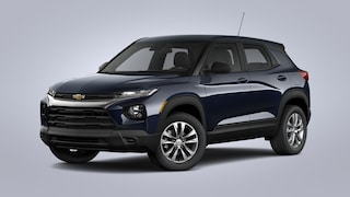 New 2021 Chevrolet Trailblazer LS SUV For Sale in Sylvania, OH