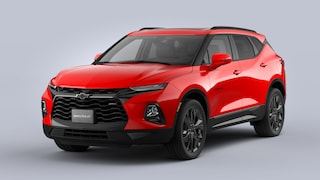 New 2020 Chevrolet Blazer RS SUV for sale or lease in Little Falls NJ