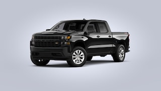 2021 Chevrolet Silverado 1500 Custom Truck Crew Cab for Sale in Elizabethtown PA