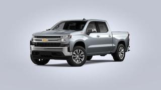 New 2021 Chevrolet Silverado 1500 LT Truck Mercer, PA
