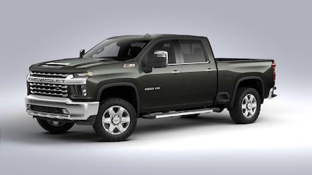 2022 Chevrolet Silverado 2500 HD LTZ Truck