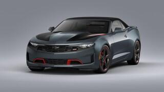 2021 Chevrolet Camaro 3LT Convertible