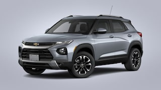 New 2021 Chevrolet Trailblazer LT SUV for sale near Cortland, NY