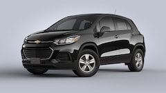 New 2020 Chevrolet Trax LS SUV near Escanaba, MI
