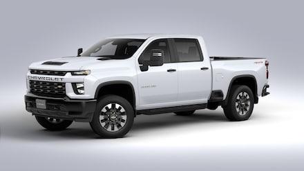 2022 Chevrolet Silverado 2500 HD Custom Truck