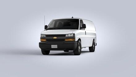 2021 Chevrolet Express Cargo 2500 WT Van
