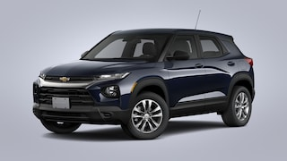 2021 Chevrolet Trailblazer LS SUV for sale in Layton at Young Chevrolet of Layton