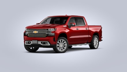 New 2021 Chevrolet Silverado 1500 High Country Truck Crew Cab in Anniston, AL