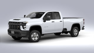 2021 Chevrolet Silverado 2500 HD WT Truck Extended Cab