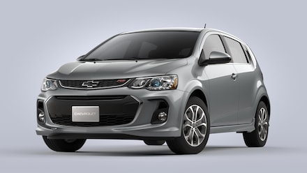 2020 Chevrolet Sonic LT 5-Door Fleet Hatchback