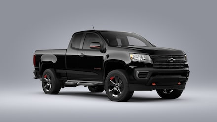 2021 Chevrolet Colorado LT Truck Extended Cab