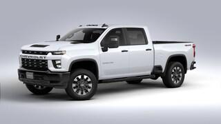 New 2021 Chevrolet Silverado 2500 HD Custom Truck Crew Cab in Anniston, AL