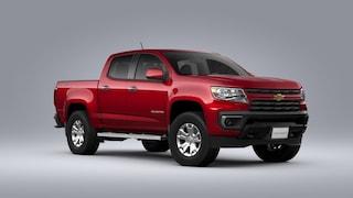New 2021 Chevrolet Colorado LT Truck Crew Cab in Ligonier, IN