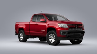 2021 Chevrolet Colorado 4WD LT Truck