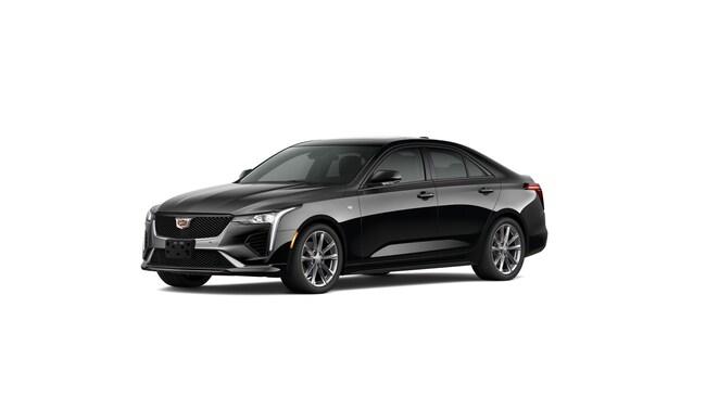 2021 CADILLAC CT4 Sport AWD Sedan