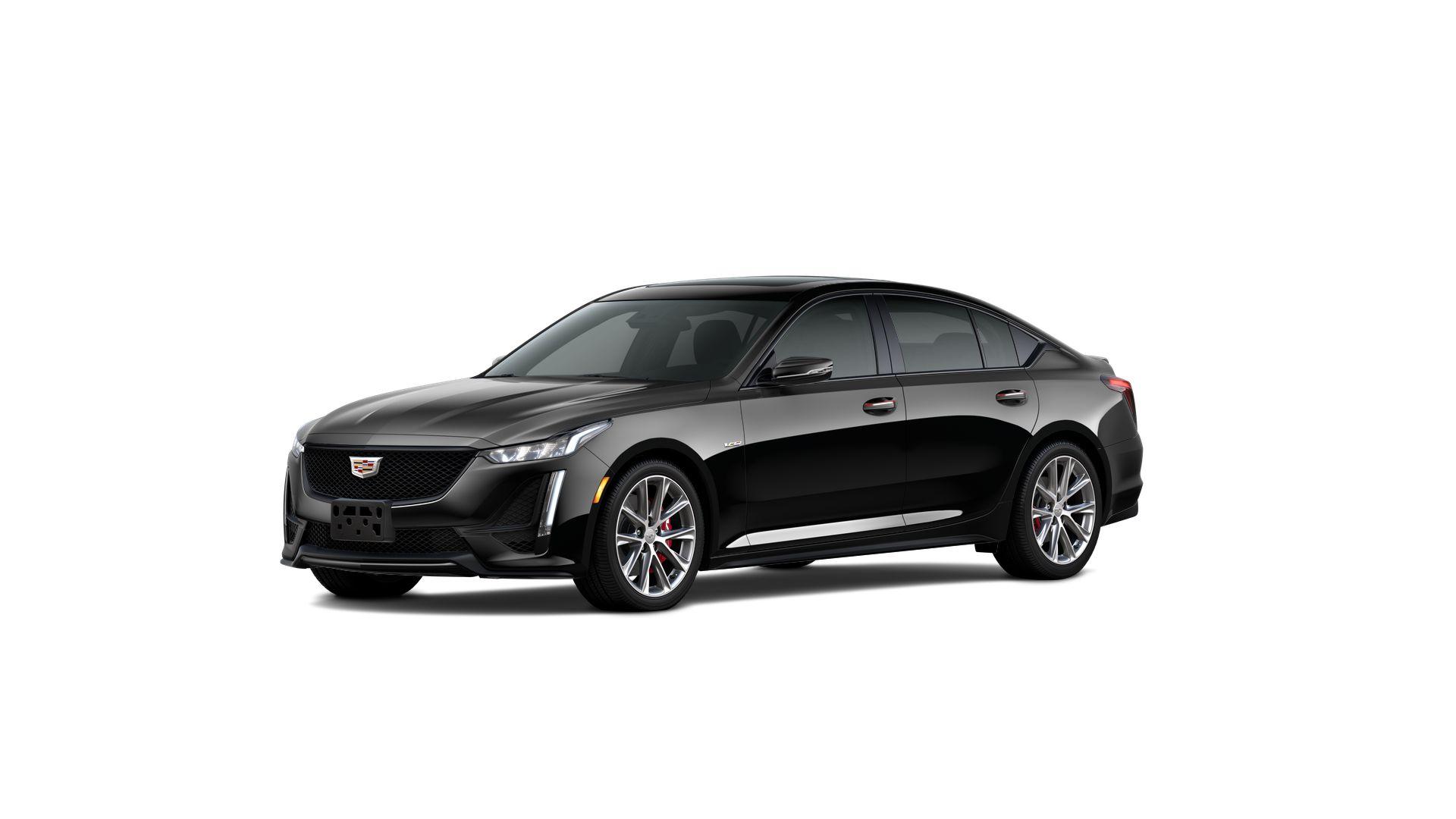 2021 CADILLAC CT5 Sedan