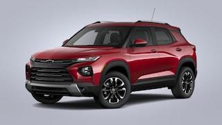 New 2021 Chevrolet Trailblazer LT SUV for sale in Lebanon, PA