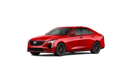 2021 CADILLAC CT4 V-Series Sedan