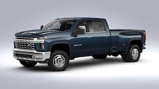 New 2021 Chevrolet Silverado 3500 HD LTZ DRW Truck Crew Cab Winston Salem, North Carolina