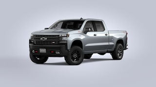 2021 Chevrolet Silverado 1500 LT Trail Boss Truck for sale in Layton at Young Chevrolet of Layton