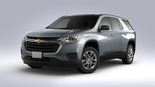 New 2021 Chevrolet Traverse LS SUV Winston Salem, North Carolina