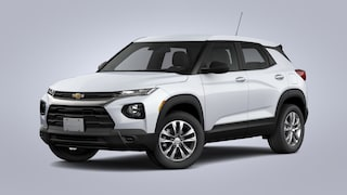 New 2021 Chevrolet Trailblazer LS SUV for sale or lease in Little Falls NJ