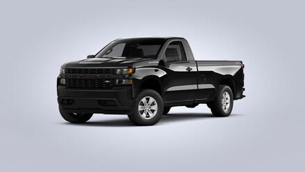 2021 Chevrolet Silverado 1500 WT Truck