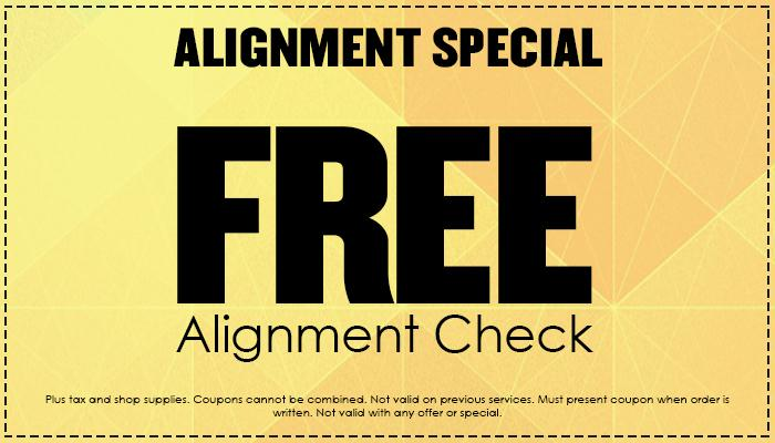 Alignment Check Light Special